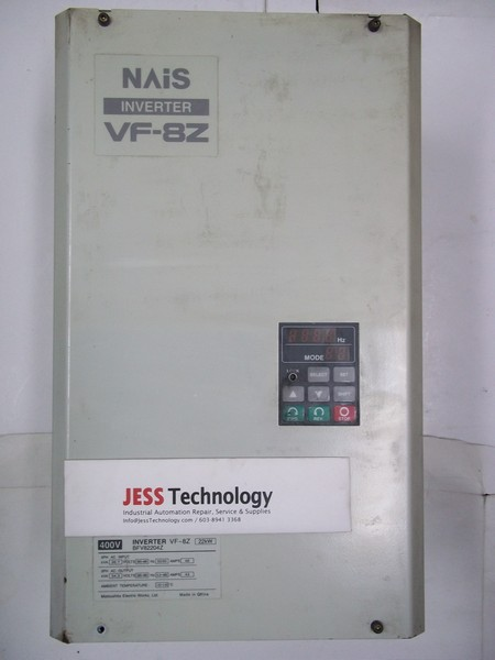 Repair BFV82204Z PANASONIC PANASONIC NAIS INVERTER VF-8Z in Malaysia, Singapore, Thailand, Indonesia