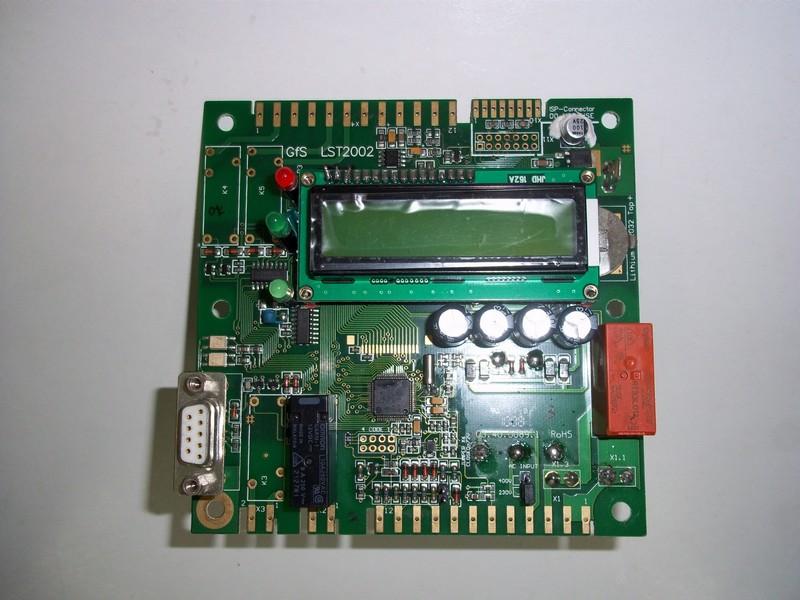 Repair GFS LST2002 FANUC PCB DISPLAY MODULE in Malaysia, Singapore, Thailand, Indonesia