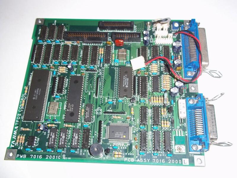 Repair PWB 7016 2001C TAJIMA TAJIMA TFD II CONTROL in Malaysia, Singapore, Thailand, Indonesia