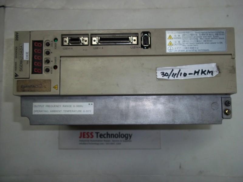 Repair SGDM-20ADA YASKAWA YASKAWA SERVOPACK in Malaysia, Singapore, Thailand, Indonesia