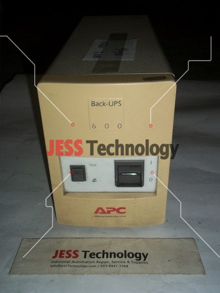 Repair UPS BE500R-AS APC BACK-UPS in Malaysia, Singapore, Thailand, Indonesia