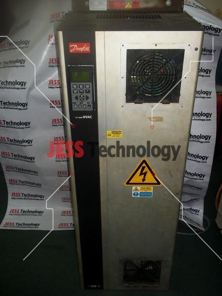 Repair DANFOSS VLT6172HT4C54STR1DLFOOAOOOO DANFOSS DRIVES VLT 6000 HVAC in Malaysia, Singapore, Thailand, Indonesia