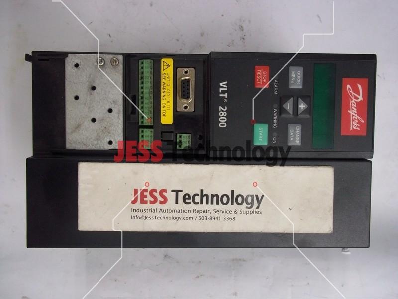 Repair VLT2875PT4B20STR0DBF00A00 DANFOSS DANFOSS INVERTER VLT 2800 in Malaysia, Singapore, Thailand, Indonesia