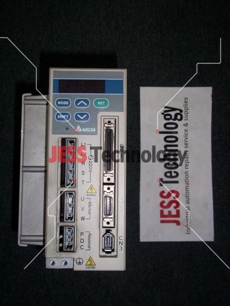 Repair DELTA ASD-A1021MA DELTA AC SERVO DRIVE in Malaysia, Singapore, Thailand, Indonesia