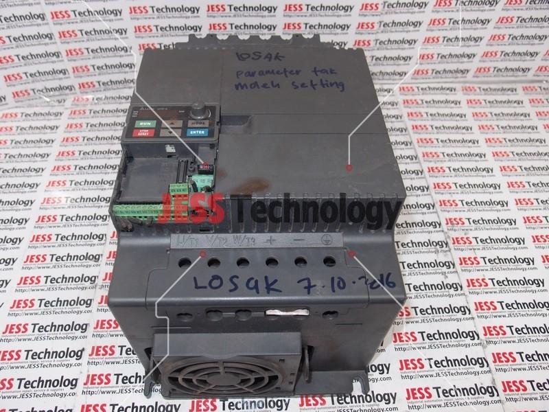 Repair DELTA VFD150E43A DELTA INVERTER in Malaysia, Singapore, Thailand, Indonesia