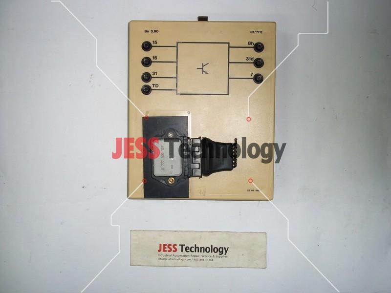 Repair BS3.90 ELWE ELWE CONTROL PANEL in Malaysia, Singapore, Thailand, Indonesia