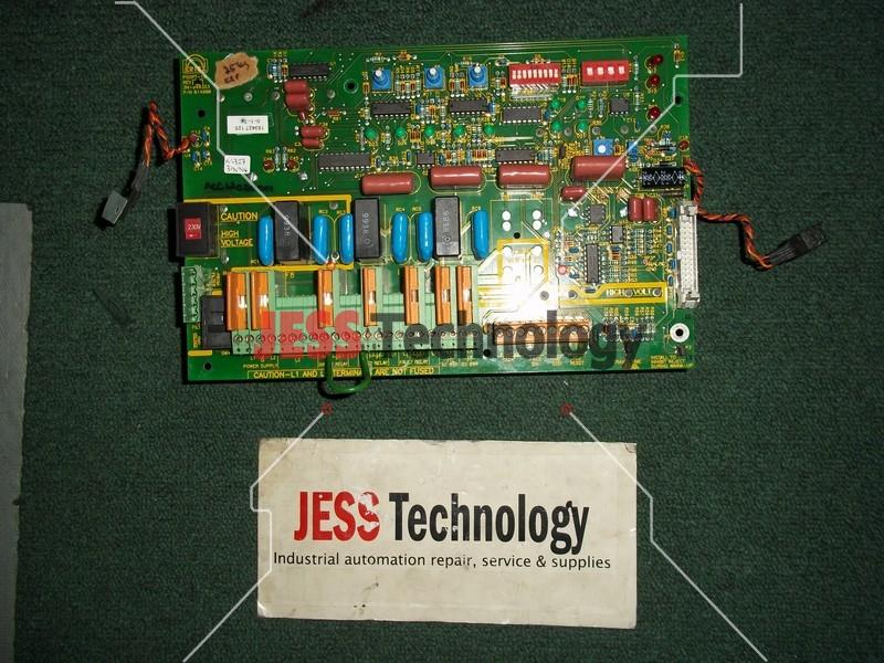 Repair ERIEZ 1834271250-1-7 ERIEZ METAL DETECTOR POWER CARD in Malaysia, Singapore, Thailand, Indonesia