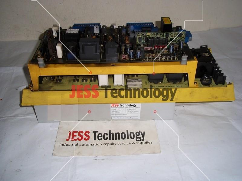 Repair FANUC A06B-6058-H006 FANUC SERVO AMPLIFIER (A06B-6058-H006) in Malaysia, Singapore, Thailand, Indonesia