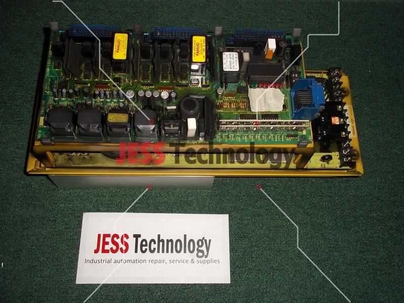 Repair FANUC A06B-6C58-H229 FANUC LTD SERVO AMPLIFIER in Malaysia, Singapore, Thailand, Indonesia