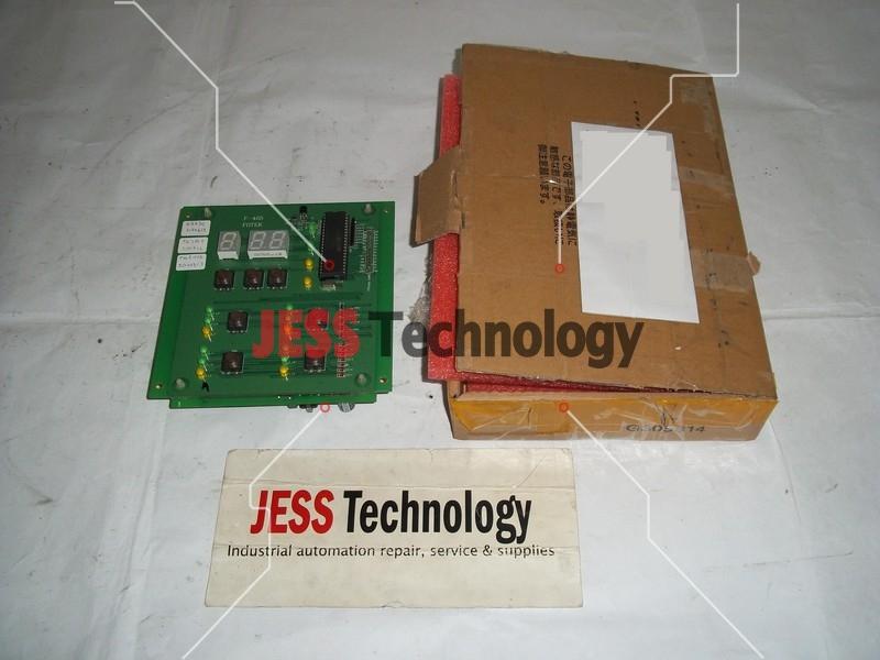 Repair FOTEK F-465 FOTEK FOTEK PCB BOARD (F-465 FOTEK) (TB3867) in Malaysia, Singapore, Thailand, Indonesia