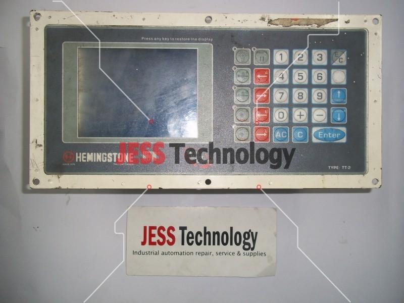 Repair TT-2 HEMINGSTONE HEMINGSTONE SERVO MOTOR CONTROLLER in Malaysia, Singapore, Thailand, Indonesia