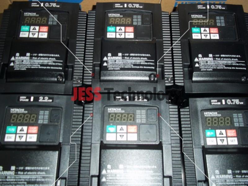 Repair WJ200-2075F HITACHI HITACHI INVERTER (WJ200-0075F) in Malaysia, Singapore, Thailand, Indonesia