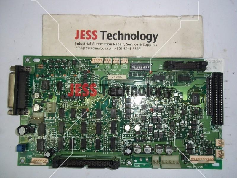 Repair OCM-ADC-01 HORIBA PCB BOARD (HORIBA) in Malaysia, Singapore, Thailand, Indonesia