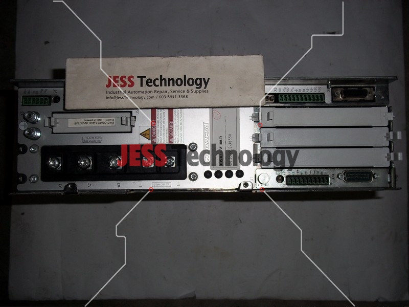 Repair DDS02.1-W100-D INDRAMAT INDRAMAT SERVO CONTROLLER in Malaysia, Singapore, Thailand, Indonesia