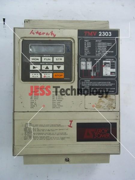 Repair FMV2303 LEROY LEROY SOMER INVERTER in Malaysia, Singapore, Thailand, Indonesia