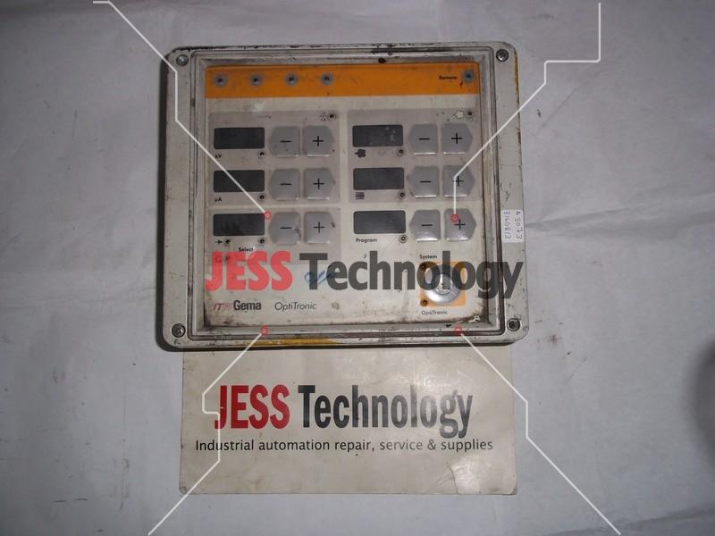 Repair ITW GEMA PM-CH123.01 ITW GEMA OPTITRONIC KEYPAD PCB BOARD (PM-CH123.01) in Malaysia, Singapore, Thailand, Indonesia