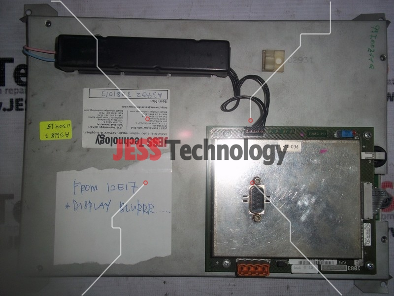 Repair KEBA E-LCD-AN22446 KEBA LCD DISPLAY in Malaysia, Singapore, Thailand, Indonesia