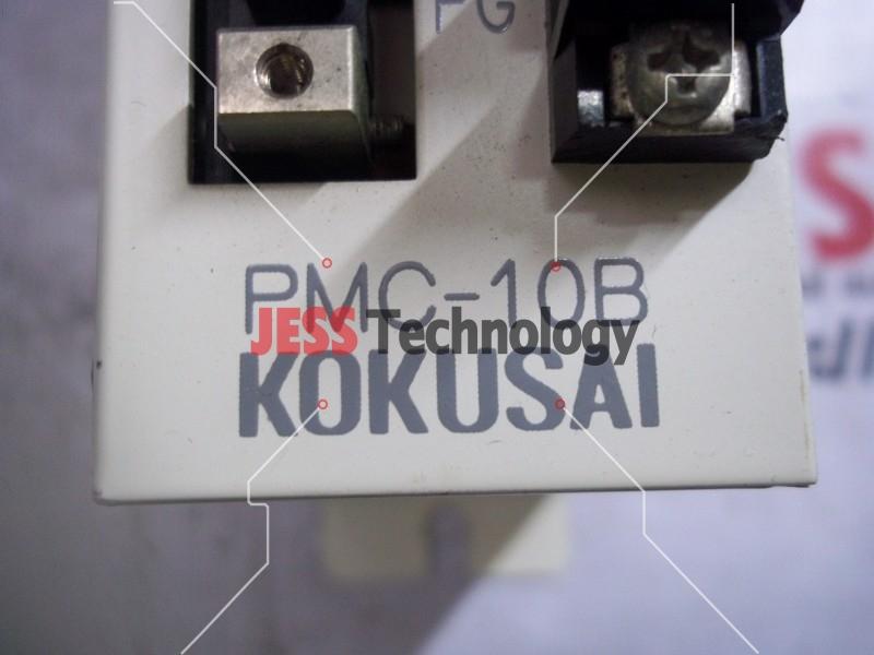 Repair KOKUSAI PMC-10B KOKUSAI SERVO DRIVE in Malaysia, Singapore, Thailand, Indonesia