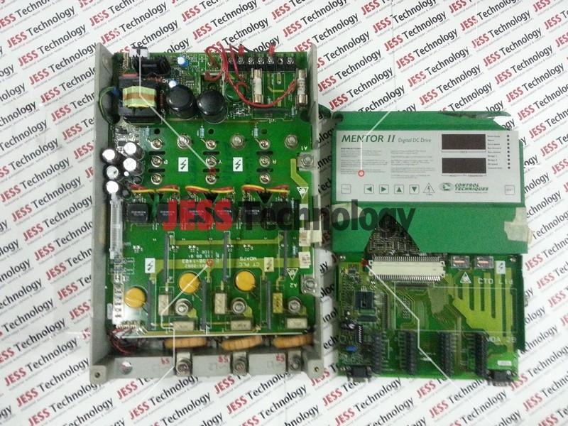 Repair MENTOR M25GB14 MENTOR 2 DIGITAL DC DRIVE in Malaysia, Singapore, Thailand, Indonesia