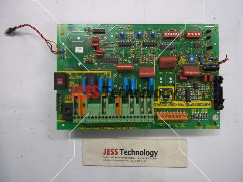 Repair 814900 YASKAWA METAL DETECTOR PCB BOARD in Malaysia, Singapore, Thailand, Indonesia