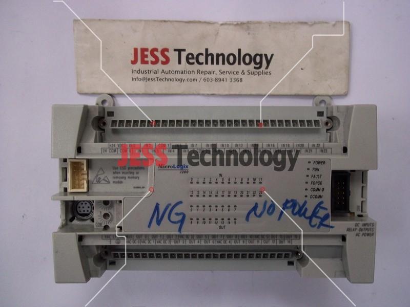 Repair 1762-L40BWA MICRO PLC MICROLOGIX 1200 in Malaysia, Singapore, Thailand, Indonesia