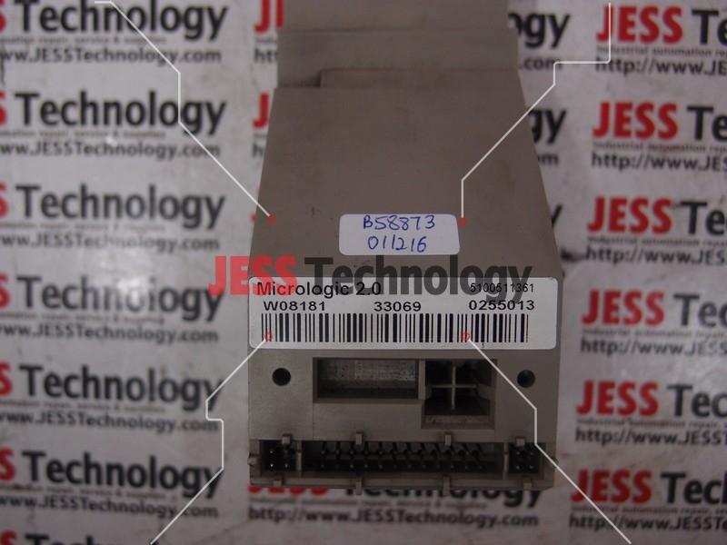 Repair SCHNEIDER 5100511361 MICROLOGIC 2.0 CONTROLLER in Malaysia, Singapore, Thailand, Indonesia