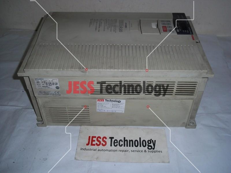 Repair MITSUBISHI FR-A540-18.5K MITSUBISHI FREQROL-A500 (FR-A540-18.5K) in Malaysia, Singapore, Thailand, Indonesia