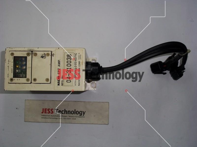 Repair EPZ-P03-2-D2-6371C NACHI NACHI EPZ AMPLIFIER in Malaysia, Singapore, Thailand, Indonesia