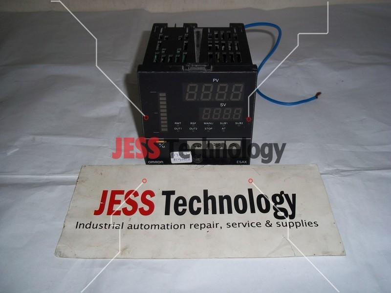 Repair OMRON E51K-AA2 OMRON TEMP CONTROLLER (E51K-AA2) in Malaysia, Singapore, Thailand, Indonesia