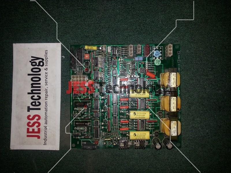 Repair PCB PC26112-2-REV B PCB BOARD CYBEREX INC in Malaysia, Singapore, Thailand, Indonesia