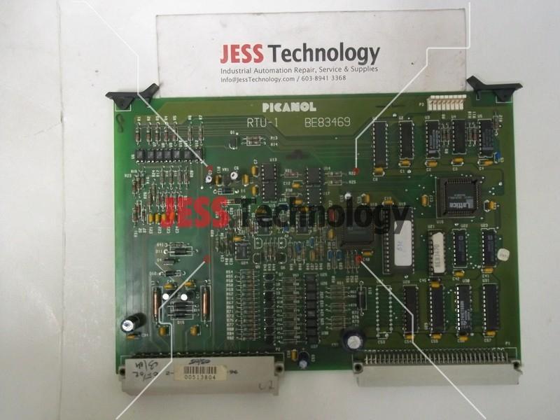 Repair RTU-1 BE83469 PICANOL PICANOL PCB BOARD in Malaysia, Singapore, Thailand, Indonesia