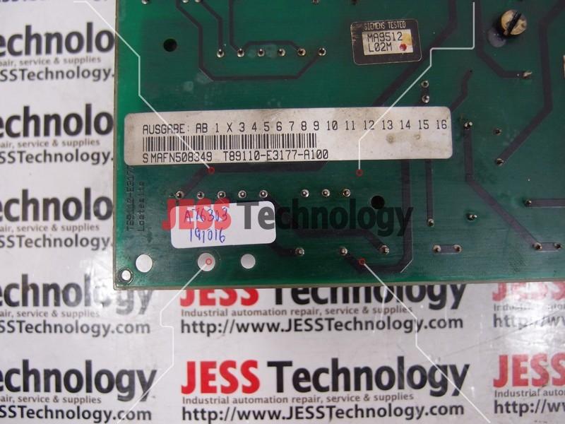 Repair SIEMENS 6RA2211-8DD21-1DC315 (180V)12A SIEMENS PCB BOARD in Malaysia, Singapore, Thailand, Indonesia
