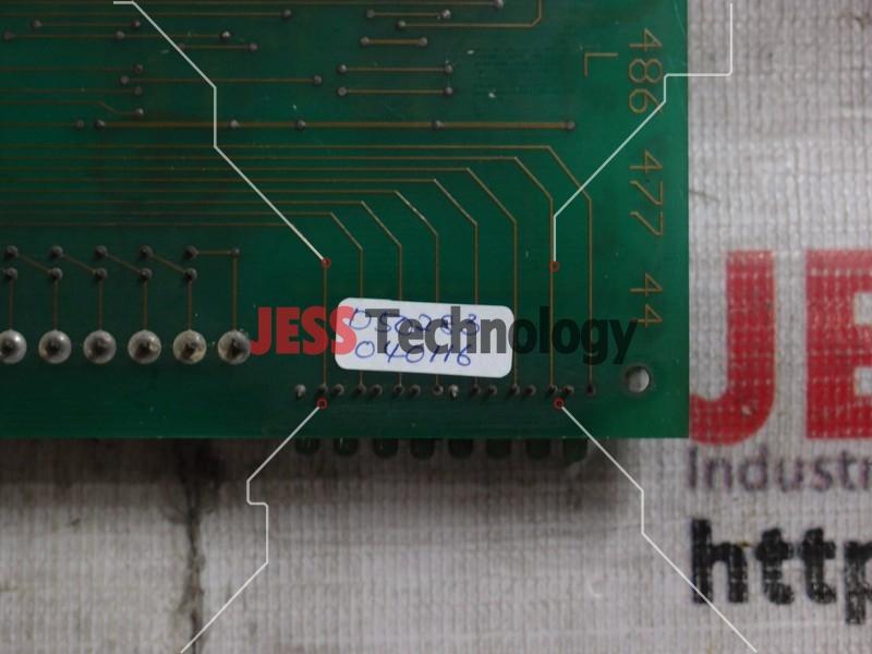Repair MANNESMANN BAUGRUPPE: SWA MANNESMANN DEMAG : PCB BOARD in Malaysia, Singapore, Thailand, Indonesia