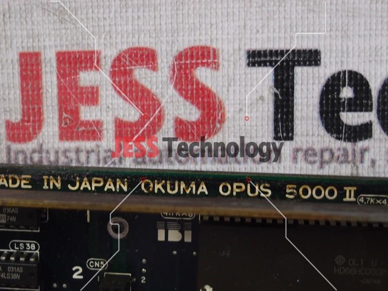 JESS Repair Service in Malaysia - Repair OKUMA OKUMA OPUS