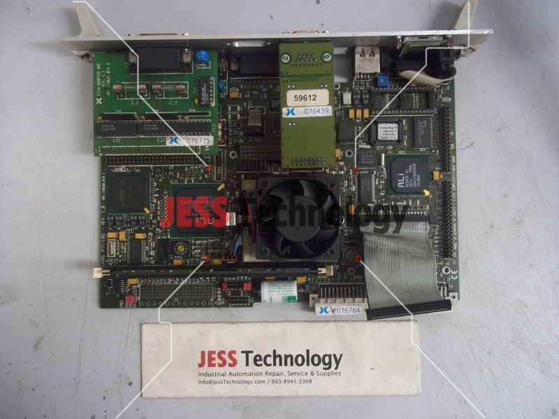 Repair ISA96 P7/106 REV.1.0 ISA PCB BOARD in Malaysia, Singapore, Thailand, Indonesia