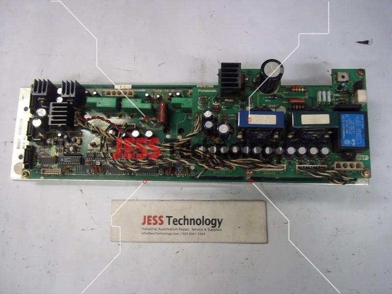 Repair AED 00138 (AMP 1) PANASONIC PCB BOARD (PANASONIC) in Malaysia, Singapore, Thailand, Indonesia