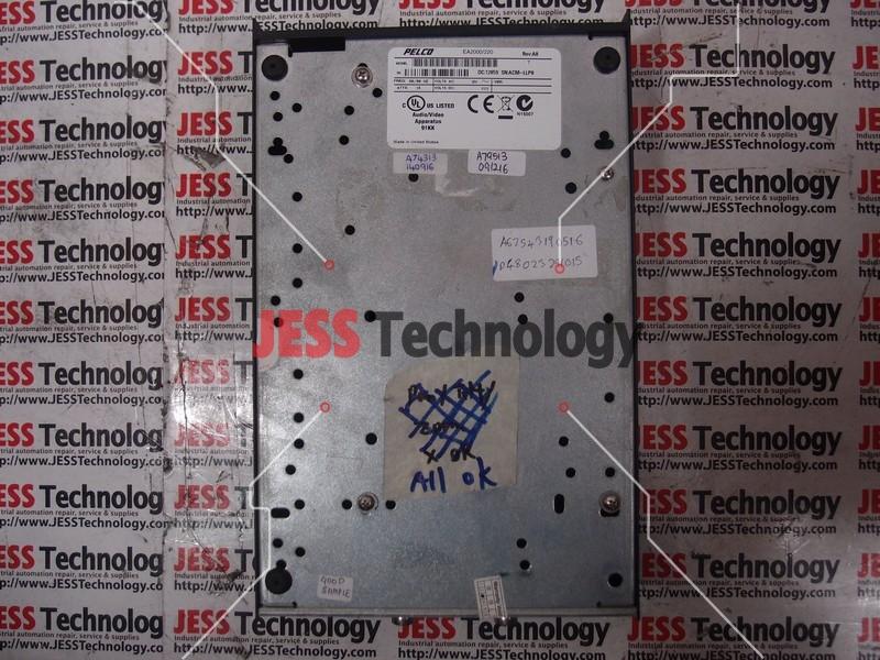 Repair PELCO EA2000/220 PELCO AMPLIFIER in Malaysia, Singapore, Thailand, Indonesia