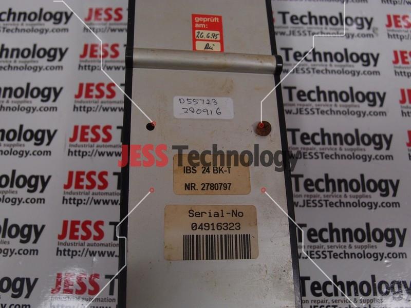 Repair PHOENIX IBS24 BK-T (NR 2780797) PHOENIX CONTACT INTERBUS-S in Malaysia, Singapore, Thailand, Indonesia