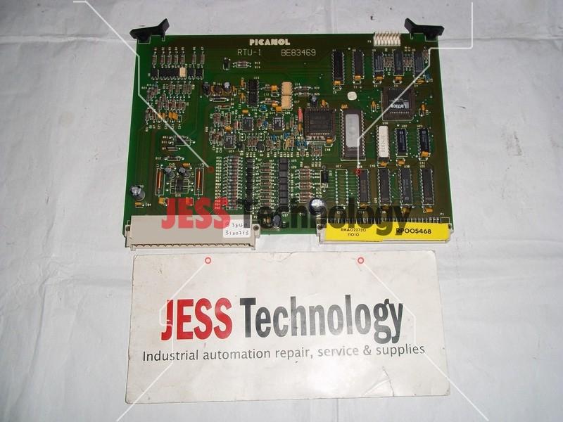 Repair RTU-1 BE83469 PICANOL PICANOL PCB BOARD (RTU-1 BE83469) in Malaysia, Singapore, Thailand, Indonesia