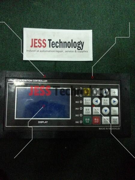 Repair MITSUBISHI LCD-2011DA POSITION CONTROLLER DISPLAY in Malaysia, Singapore, Thailand, Indonesia