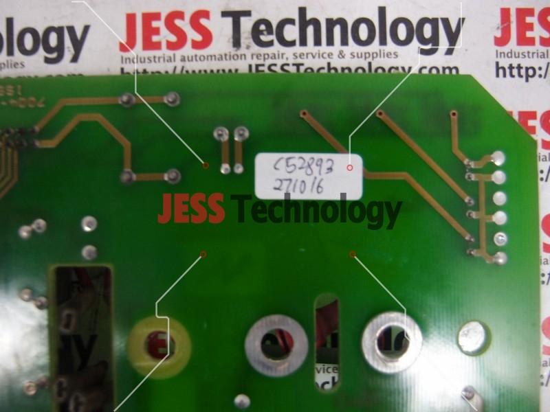 Repair CONTROL TECHNIQUE MDA210R PCB BOARD in Malaysia, Singapore, Thailand, Indonesia