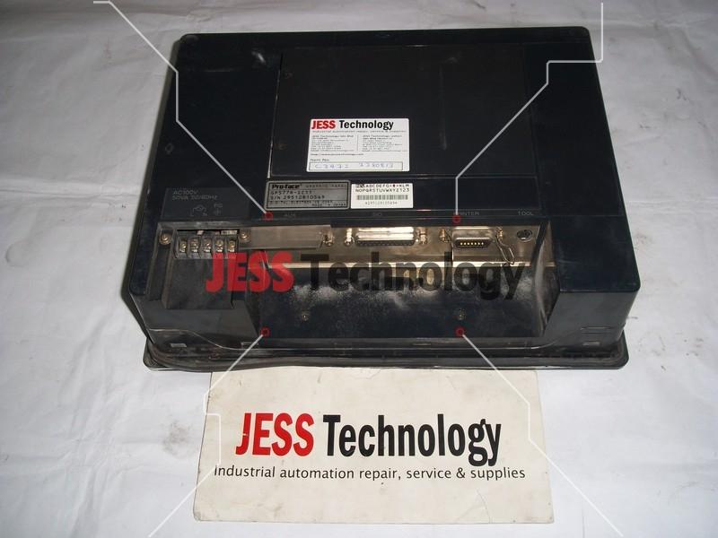 Repair PR0-FACE GP577R-SC11 PRO-FACE LCD DISPLAY(GP577R-SC11) in Malaysia, Singapore, Thailand, Indonesia