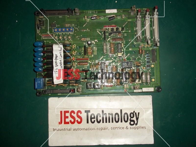 Repair SHINKO MCP 259 SHINKO PCB BOARD E3-861C in Malaysia, Singapore, Thailand, Indonesia