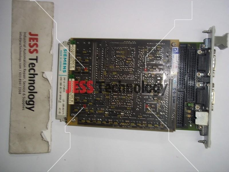 Repair SMP16-CPU035 SIEMENS SIEMENS CPU BOARD in Malaysia, Singapore, Thailand, Indonesia