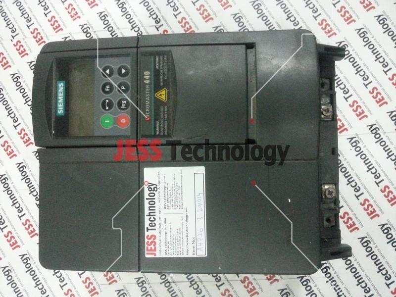 Repair SIEMENS 6SE6440-2A D27-5CA1 SIEMENS MICROMASTER 440 in Malaysia, Singapore, Thailand, Indonesia