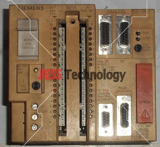 Repair 6ES5095-8MC02 SIEMENS SIEMENS SIMATIC S5 (6ES5095-8MC02) in Malaysia, Singapore, Thailand, Indonesia