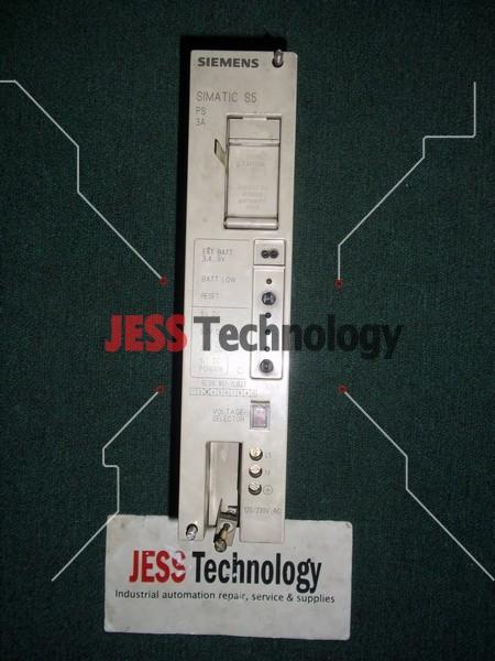 Repair SIMATIC 6SE5951-7LB21 SIEMENS SIMATIC S5 6SE5951-7LB21 in Malaysia, Singapore, Thailand, Indonesia