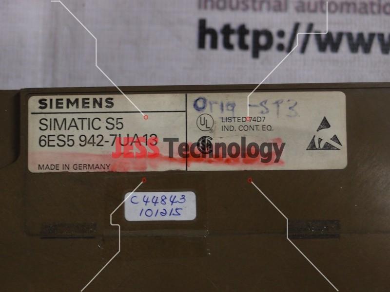 Repair SIEMINS 6ES5 942-7UA13 SIMATIC S5 in Malaysia, Singapore, Thailand, Indonesia