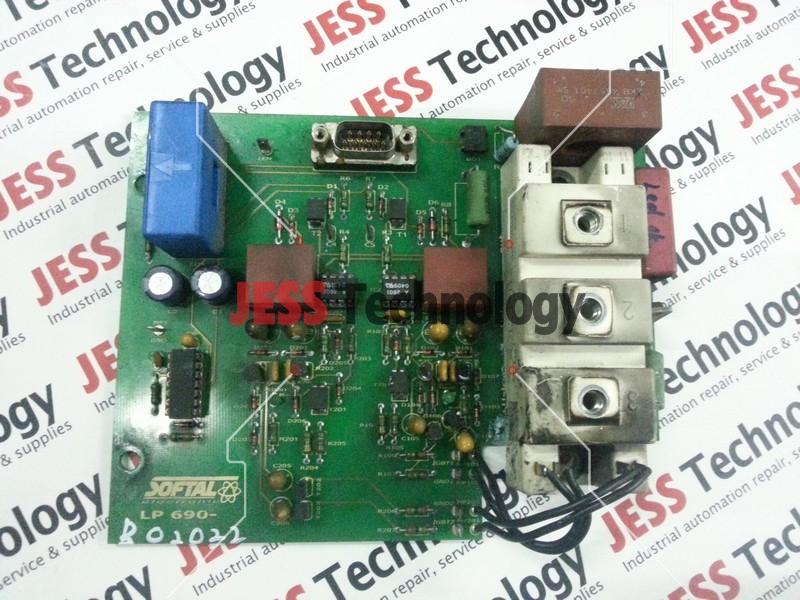 Repair SOFTAL LP690 SOFTAL ELECTRONIC PCB in Malaysia, Singapore, Thailand, Indonesia