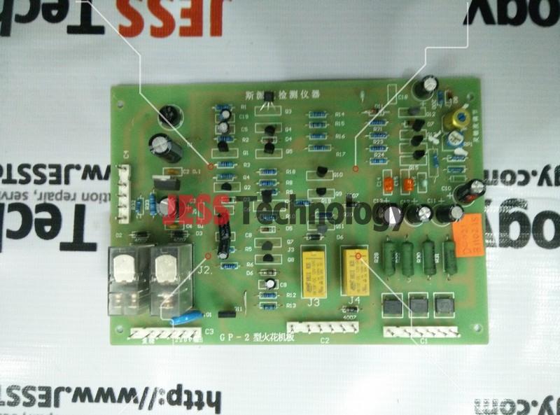 Repair SPARK GP-2 SPARK TESTER PCB in Malaysia, Singapore, Thailand, Indonesia